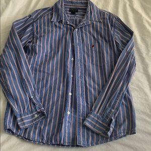 American eagle men's dress shirt